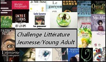 Challenge Jeunesse/Young Adult !