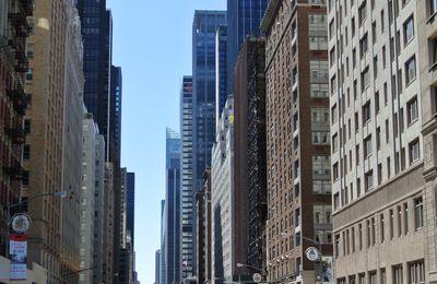 Petit voyage à New York