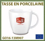 Mugs ou tasses en porcelaine de fabrication européenne - Collection