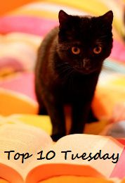 Top 10 Tuesday du 18/12/12