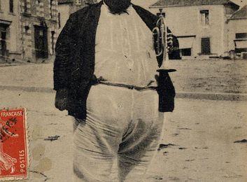 Petit Joseph, musicien de Guéméné-Penfao (44)
