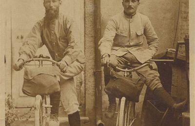 vaguemestres au 156e Régiment d'infanterie (1916)