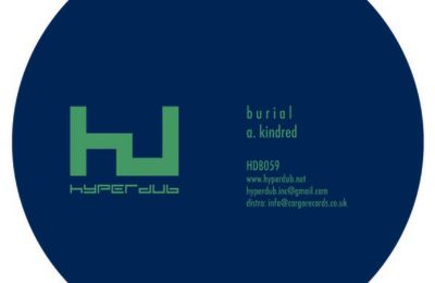 Burial-Kindred EP