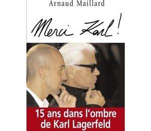 Merci Karl! d'Arnaud Maillard