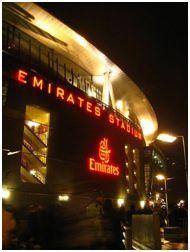Naming of stadiums – illuminated signs