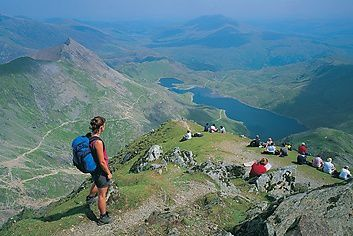 Snowdonia: the Walker's Paradise