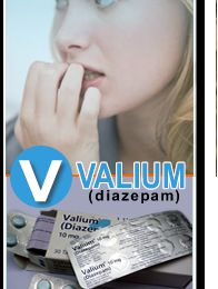 Release the Stress Out of Your Body only with Valium
