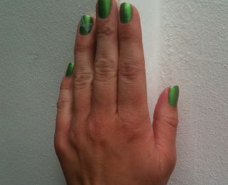 Swatch : Mavala - Electric Green