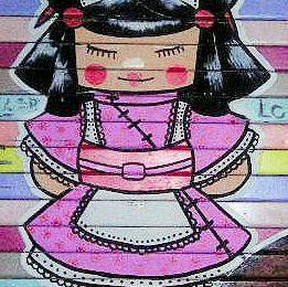 Koralie, la doyenne des graffeuses montpelliéraines