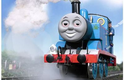 Reefer Remakes: Thomas The Dank Engine and Friends