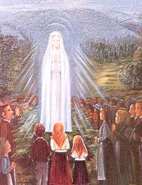 Fatima - Apparition du 13 septembre