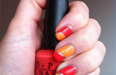 OPI- Hot & Spicy s'allie avec H&M- Peach me soon