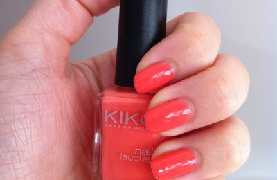 KIKO N°358- Rose Peach