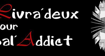 Challenge Livra'deux pour pal'Addict!
