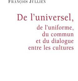 Analyse de lecture : De l'universel, de l'uniforme, du commun et du dialogue entre les cultures
