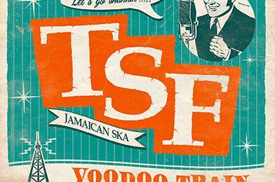 """Album TSF """"Voodoo train"""""""