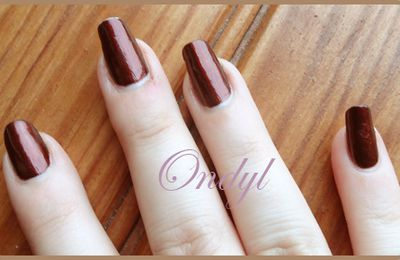Swatch vernis O.P.I. NLG19 German-Icure By O.P.I.