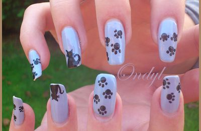 Little Cats on Nails