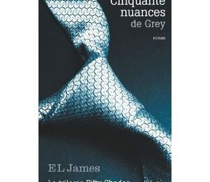 50 nuances de Grey, EL James