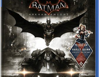 Test Batman: Arkham Knight. Be the night.