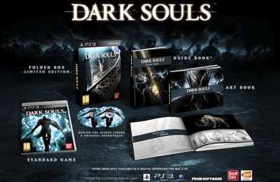 [Sorties] Dark Souls, son édition collector !