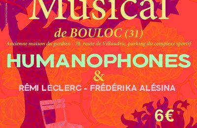 BOULOC - LE JARDIN MUSICAL - 2 SEPTEMBRE 2017