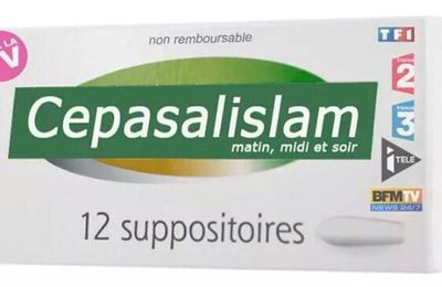 N'oubliez pas vos suppositoires !