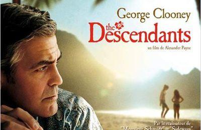 """The Descendants : """"Mes amis s'imaginent que parce que je vis à Hawaï, je vis au paradis"""""""