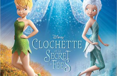 Clochette et le secret des fées |FRENCH| [BDRiP] 2012