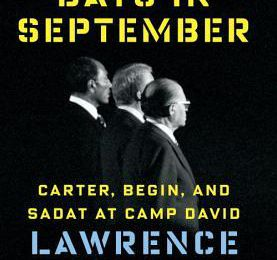 Read Thirteen Days in September: Carter, Begin, and Sadat at Camp David by Lawrence Wright Book Online or Download PDF