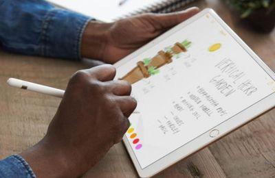 WWDC 2017 : Les derniers iPad Pro d'Apple dévoilés
