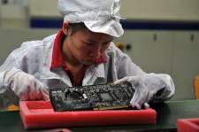 Des usines fournissant Apple polluent gravement en Chine