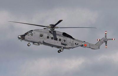 Canada: les nouveaux hélicoptères de l'armée cloués au sol