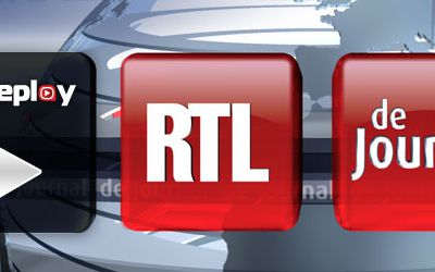 Interview exclusive chez RTL télé Luxembourg du mercredi le 09.05.2012 à 18h40
