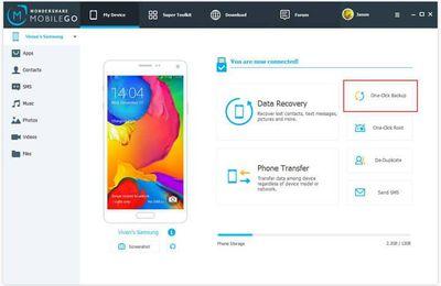 Gérer son téléphone android depuis son PC facilement : MobileGo