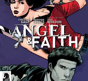 Angel & Faith | Preview #6 Daddy Issues Part One