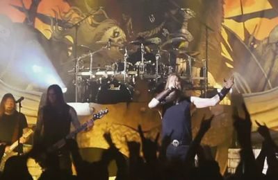 New AMON AMARTH video and tour dates