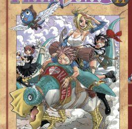 Hiro Mashima - Fairy Tail tomes 4 à 11 (Avis)