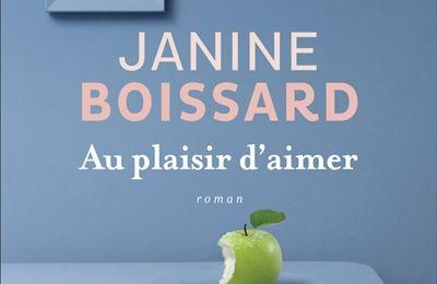 Janine Boissard - Au plaisir d'aimer (Audiolivre)