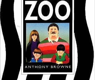 Zoo [English] by Anthony BROWNE