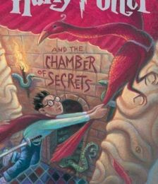 Harry Potter and the chamber of secrets, J.K.Rowling