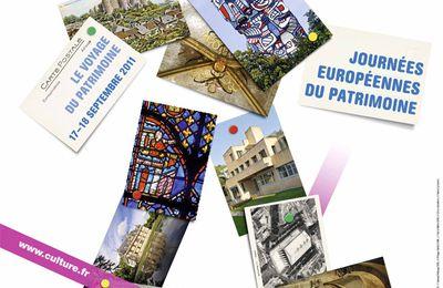 Journées du Patrimoine 2011