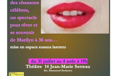 Marilyn au théâtre 14 (31 juillet - 4 août 2012)