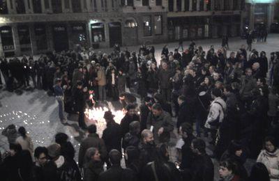 Journée nationale du 20 mars 2011 - hommage aux victimes japonaises