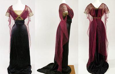 Prochain costume : robe de soirée style 1912