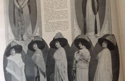 Mode et accessoires 1910