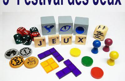 Festival de jeux, à Aillant