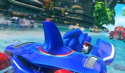 Sonic & All-Stars Racing Transformed - Edition Limitée