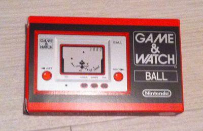 BALL, le premier Game&Watch en réédition !