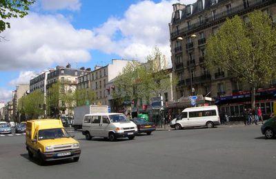 Vidéoverbalisation rue Marx Dormoy à partir du 2 avril 2013